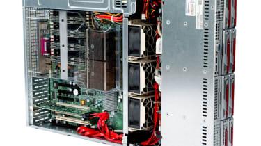 Step 6: Transtec CALLEO 302L Server