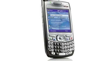 Step 1: Palm Treo 750v (Windows Mobile powered)