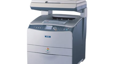 Step 2: Epson AcuLaser CX11NF
