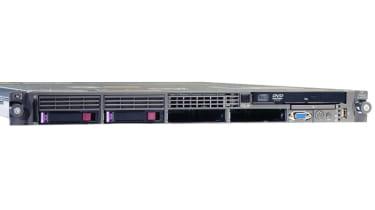 Step 1: HP ProLiant DL360 G5