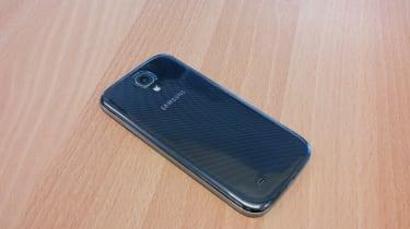 Samsung Galaxy S4 - Back