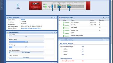 ZyXEL USG60W UTM review | IT PRO