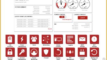 lenovo ts460 management module firmware upgrade