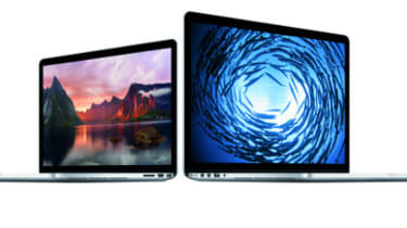 MacBook Pro 12in and MacBook Pro 15in