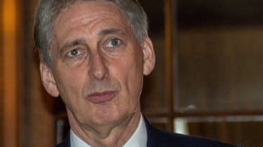 Philip Hammond photo
