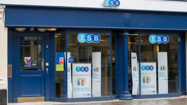 TSB shop front