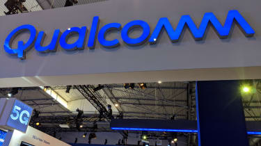Qualcomm stand at MWC