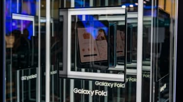 samsung galaxy fold display