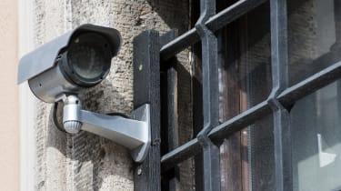CCTV Camera in jail