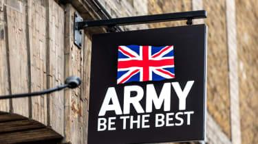 army recruitment slogan