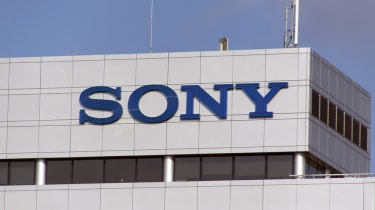 Sony's Amsterdam building