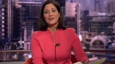 Presenter Mishal Husain