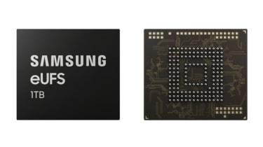 Samsung eUFS chip