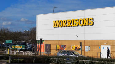 Morrisons building