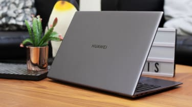 Huawei MateBook X Pro back on table