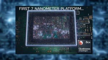 Qualcomm Snapdragon 8cx in Windows 10 laptop