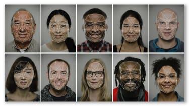 Microsoft facial recognition