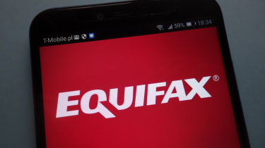 Equifax on phone