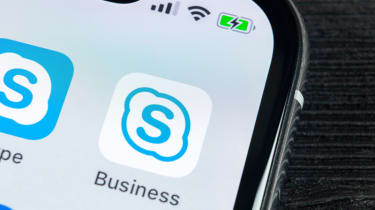 Skype for business icon