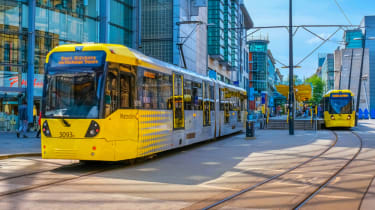 Greater Manchester's Metrolink
