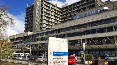 Royal Free Hospital London