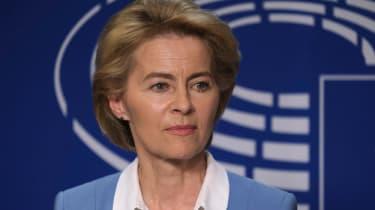 Ursula von der Leyen, EC president