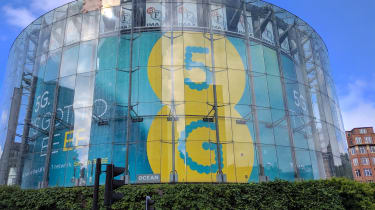 EE Advert for 5G