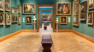 National Portrait Gallery Hall