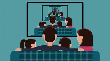 Recursive television viewing