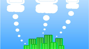 Cloud computing in business