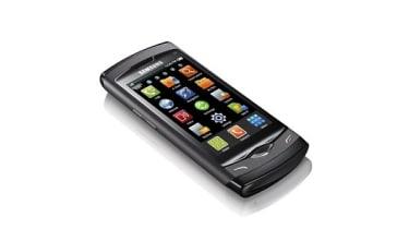 Samsung Wave smartphone
