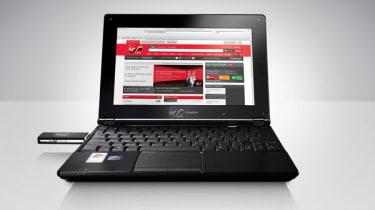 Virgin Media Freedom Mini-Laptop