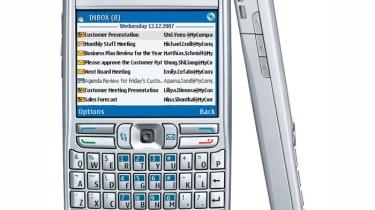 Step 3: Nokia E61
