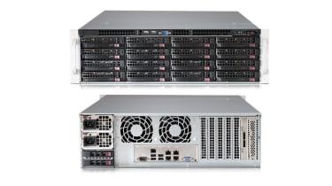 Broadberry CyberStore 316S-WSS