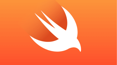 Apple Swift code logo