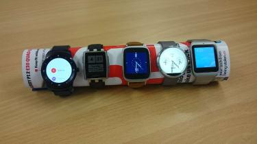 Enterprise smartwatch roundup