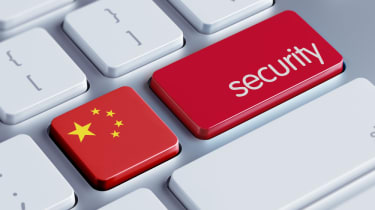 China hackers breach security