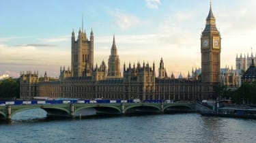 Image of the UK houses of parliament