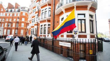 Ecuadorean embassy