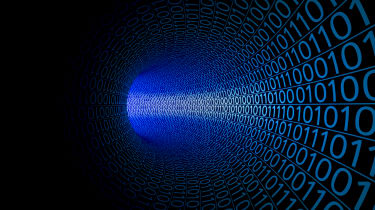 Data in a tunnel for analytics