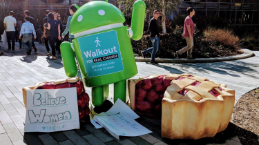 Google walkout android
