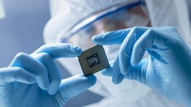 Chip technician