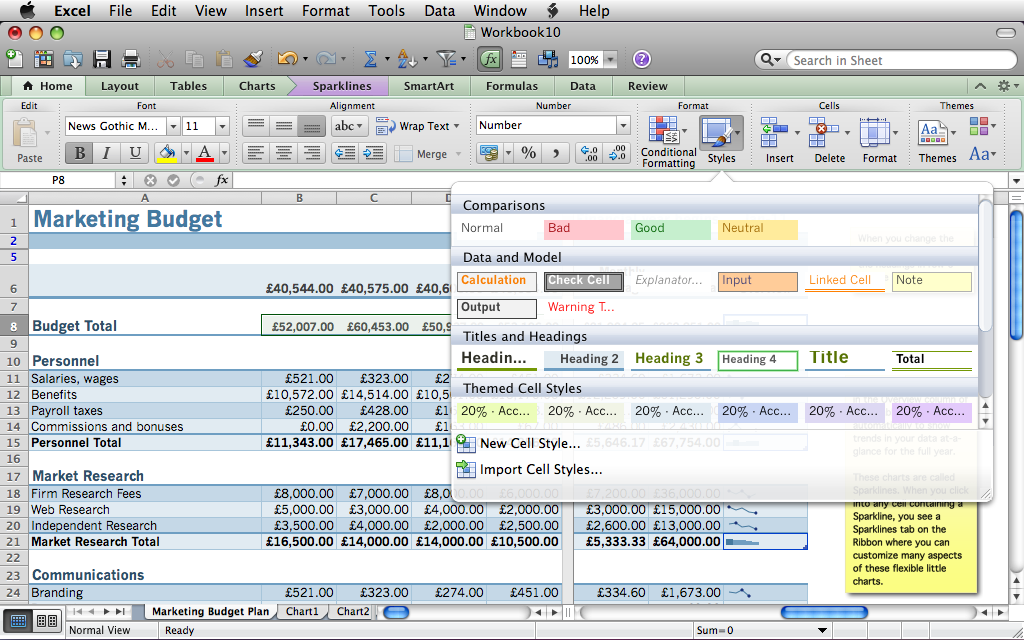 Excel For Mac 2011 Essential Training Download