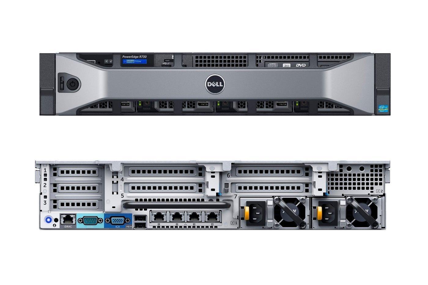Dell PowerEdge R730 review   IT PRO
