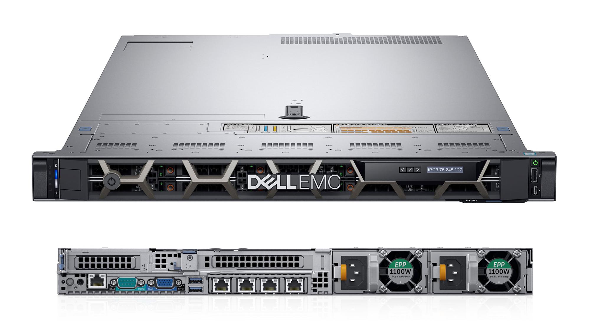 Máy chủ quản trị/backup PowerEdge R640