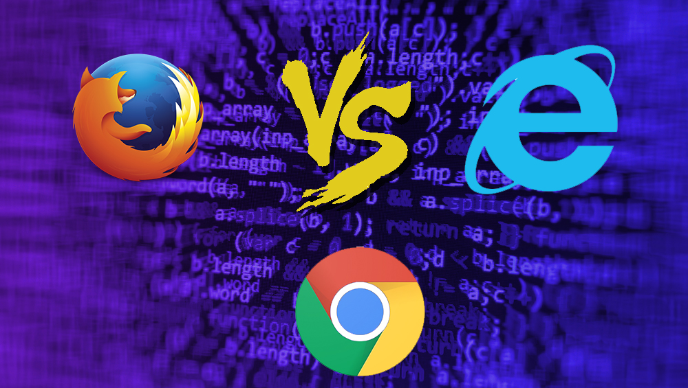 Chrome or firefox for mac