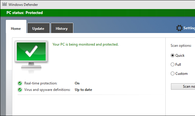 microsoft windows defender for windows 8 free download