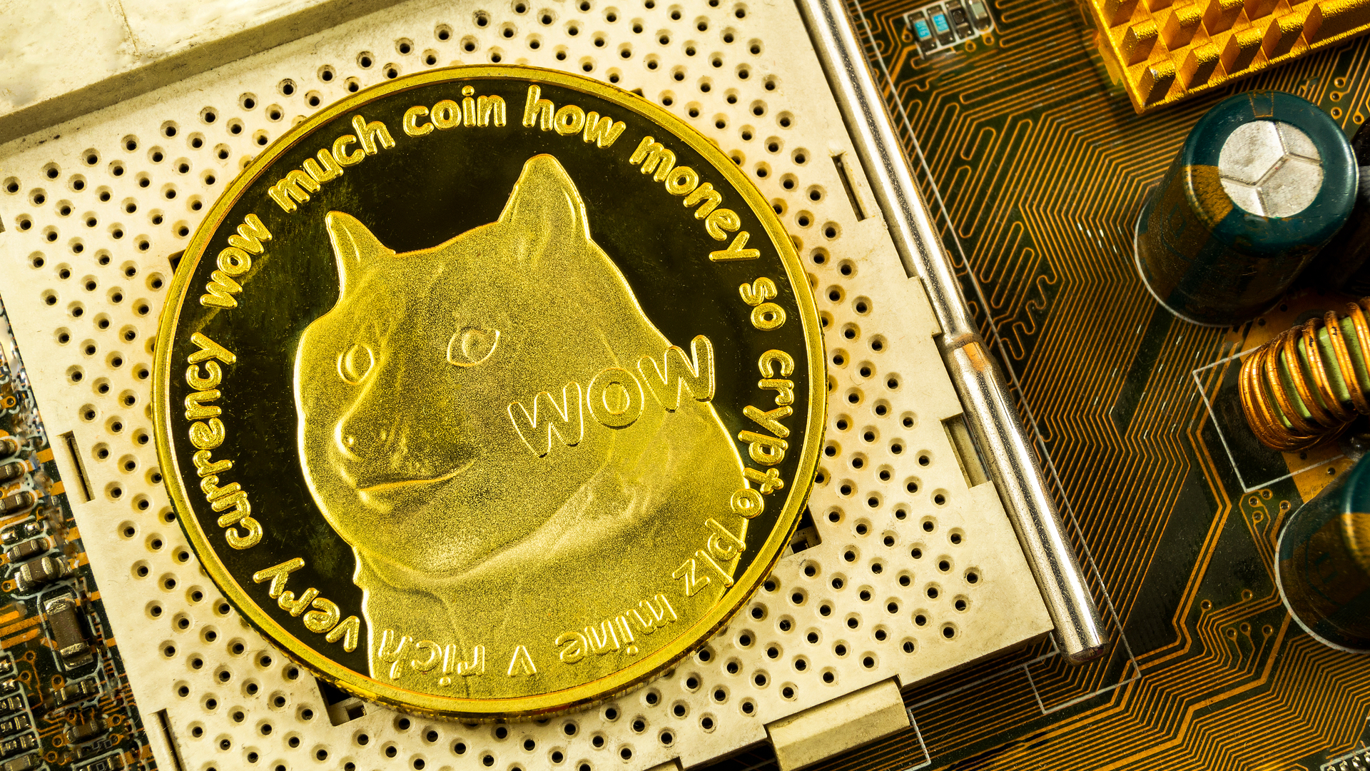Dogecoin Stock - Crypto Troubled Bitcoin Market Hedges ...